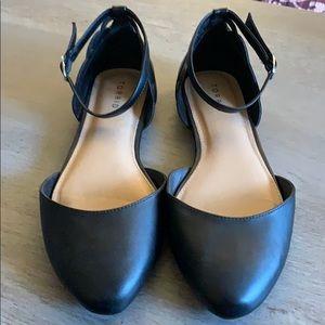 New Torrid Black Mary Janes 11W